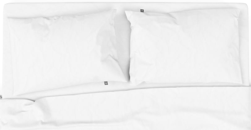 Brosa Essentials Cotton Rich Quilt Cover Set White