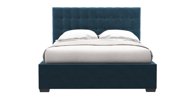 Buy Leia Gas Lift Queen Size Bed Frame Online In Australia