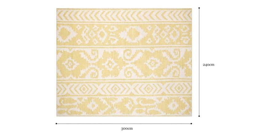 Dandi Large Wool Rug 240 x 300cm