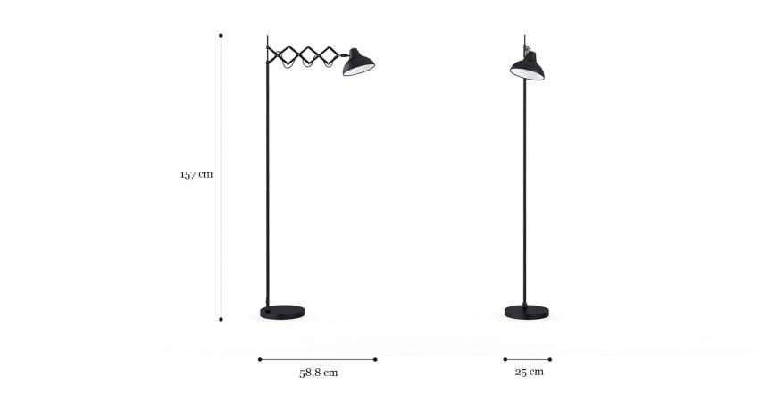 Haedus Floor Lamp