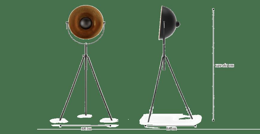 Indus Floor Lamp Medium