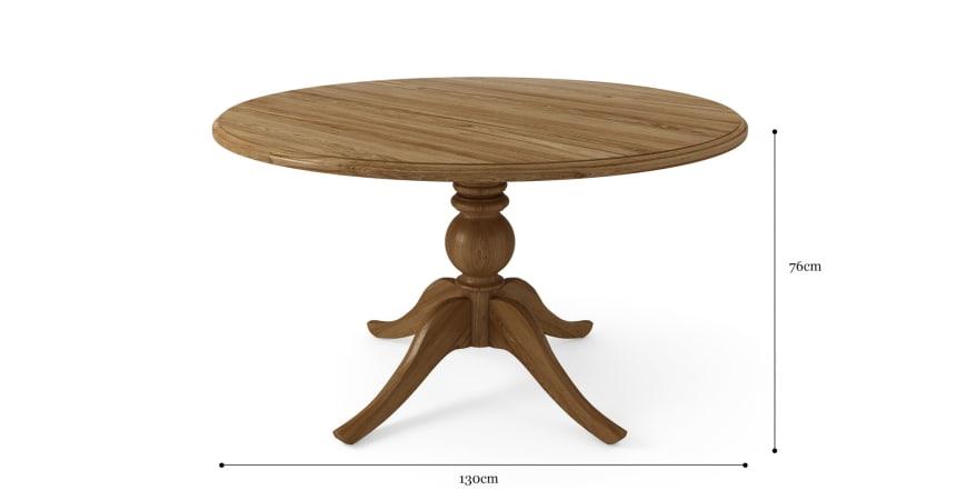 Chamond Round Dining Table