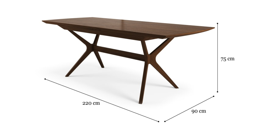 Elizabeth Extendable Dining Room Table