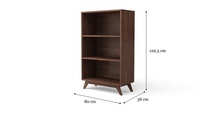 Elizabeth Low Bookcase