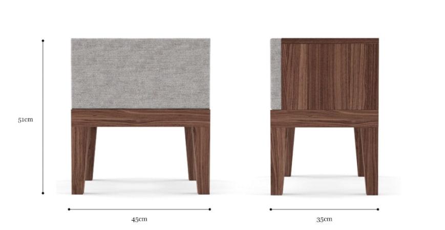 Edgar Side Table