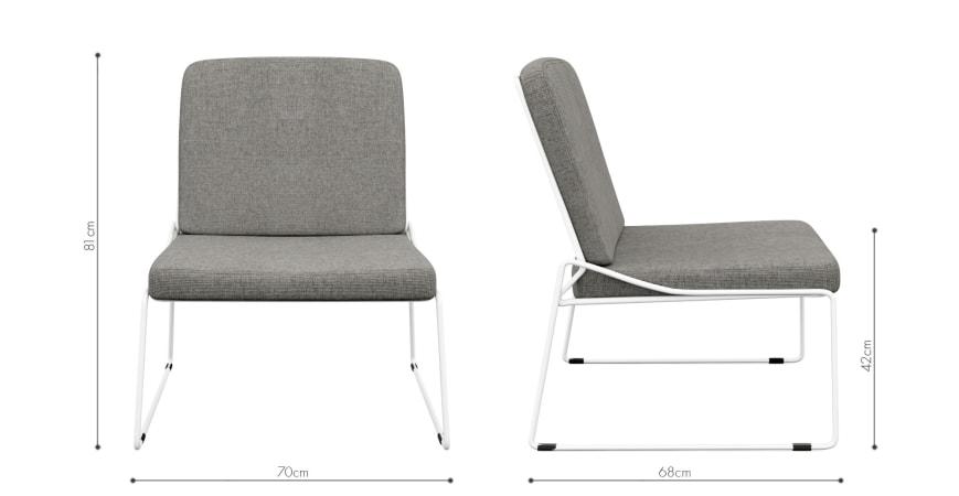 Glasser Accent Chair