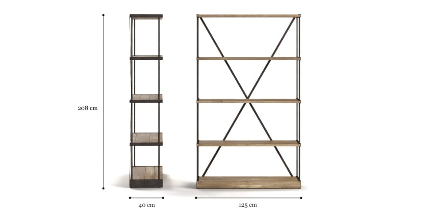 Lang Bookcase