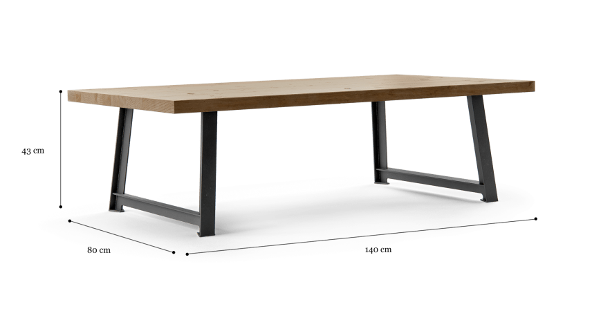 Helm Coffee Table