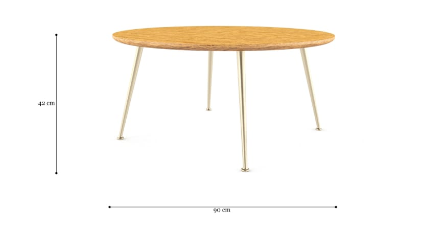 Lilith Coffee Table