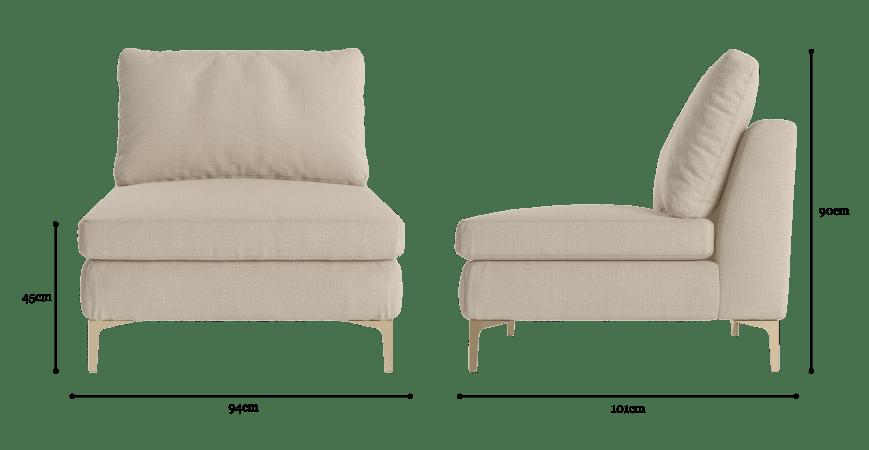 Odette Modular Sofa