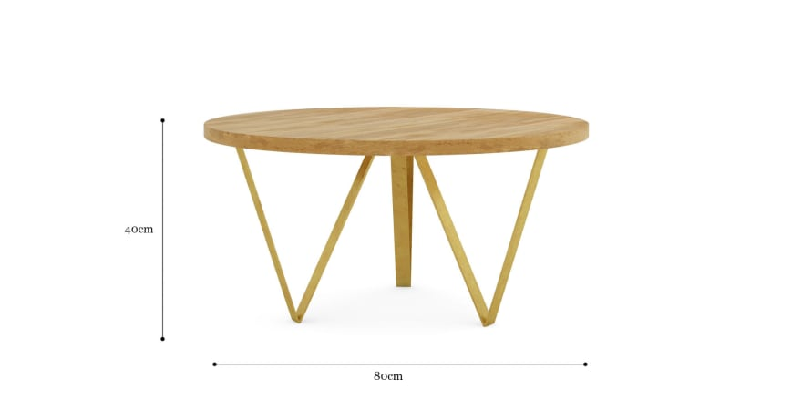 Alpina Coffee Table