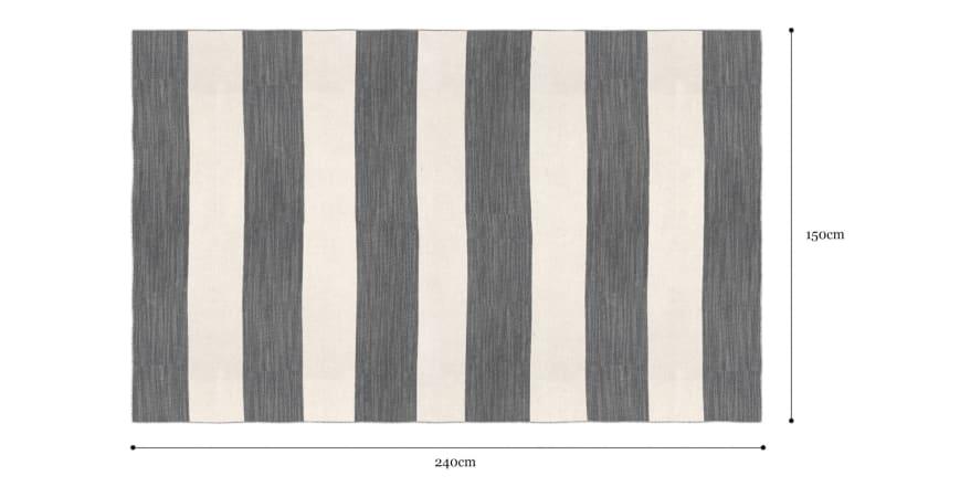 Devi Wool Rug 150 x 240cm