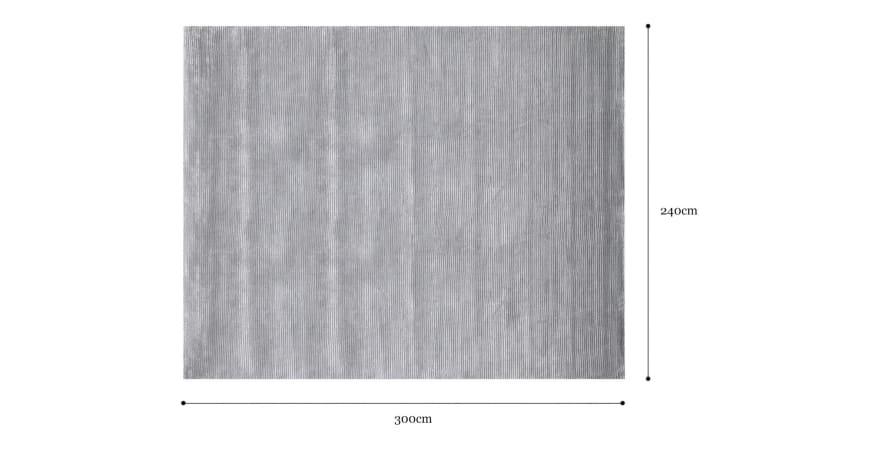 Kamet Large Wool Rug 240 x 300cm