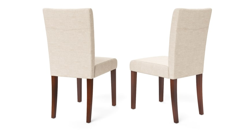 Dining Set Elizabeth Dining Table 6x Espen® Dining Chairs