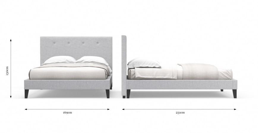 Erin Queen Size Bed Frame