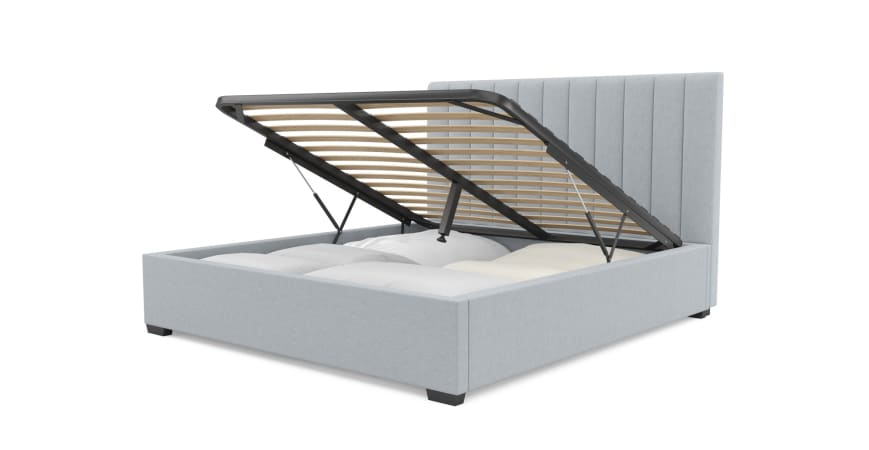 Megan Gas Lift King Size Bed Frame