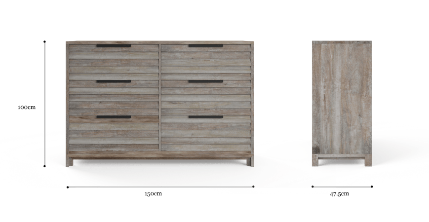 Bruce Chest of Drawers