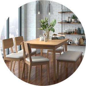 Mokuzai collection furniture
