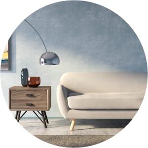 Danish scandinavian sofas