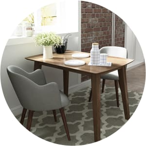 Bristol square dining table