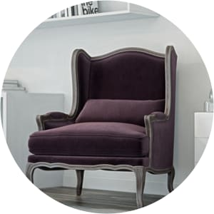 Marion velvet chair
