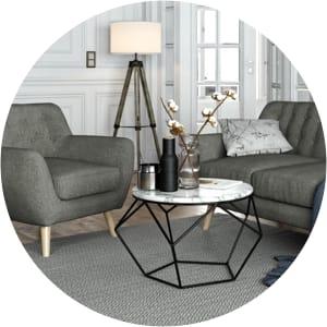 Modern sofa couches