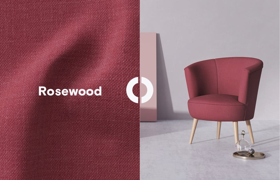 rosewood colour furniture