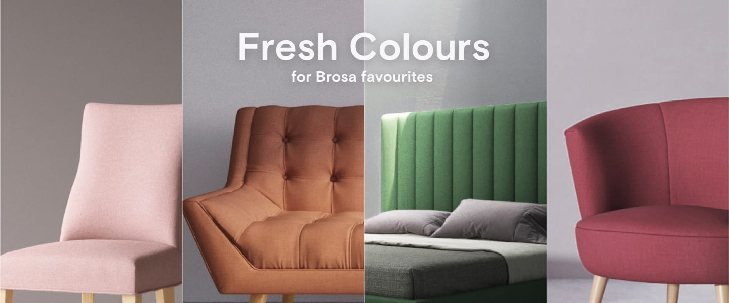 brosa favourites in new colours