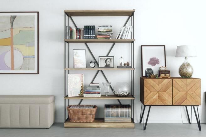 organise-bookcase-for-designer-look