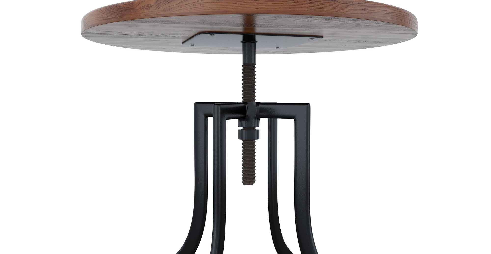 gobi bar table - gobi adjustable bar table