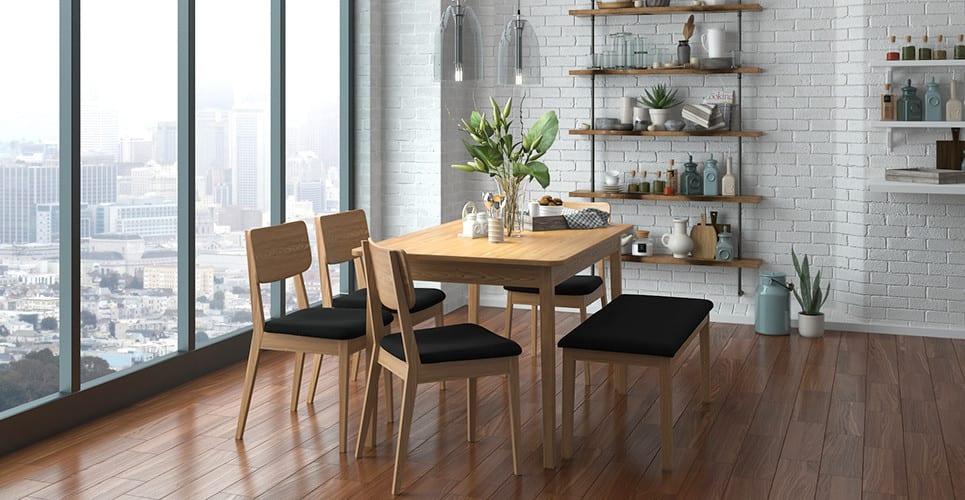 Mokuzai Dining Table