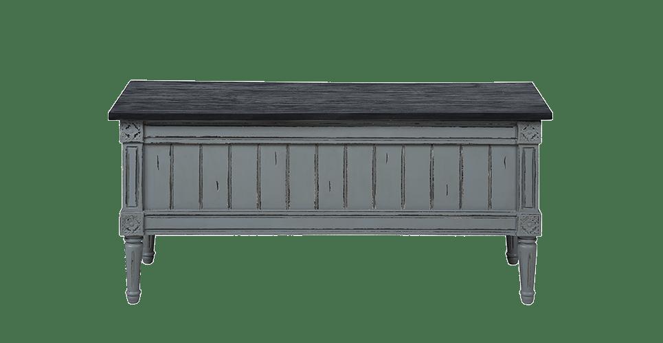 Rochefort Vintage Storage Bench