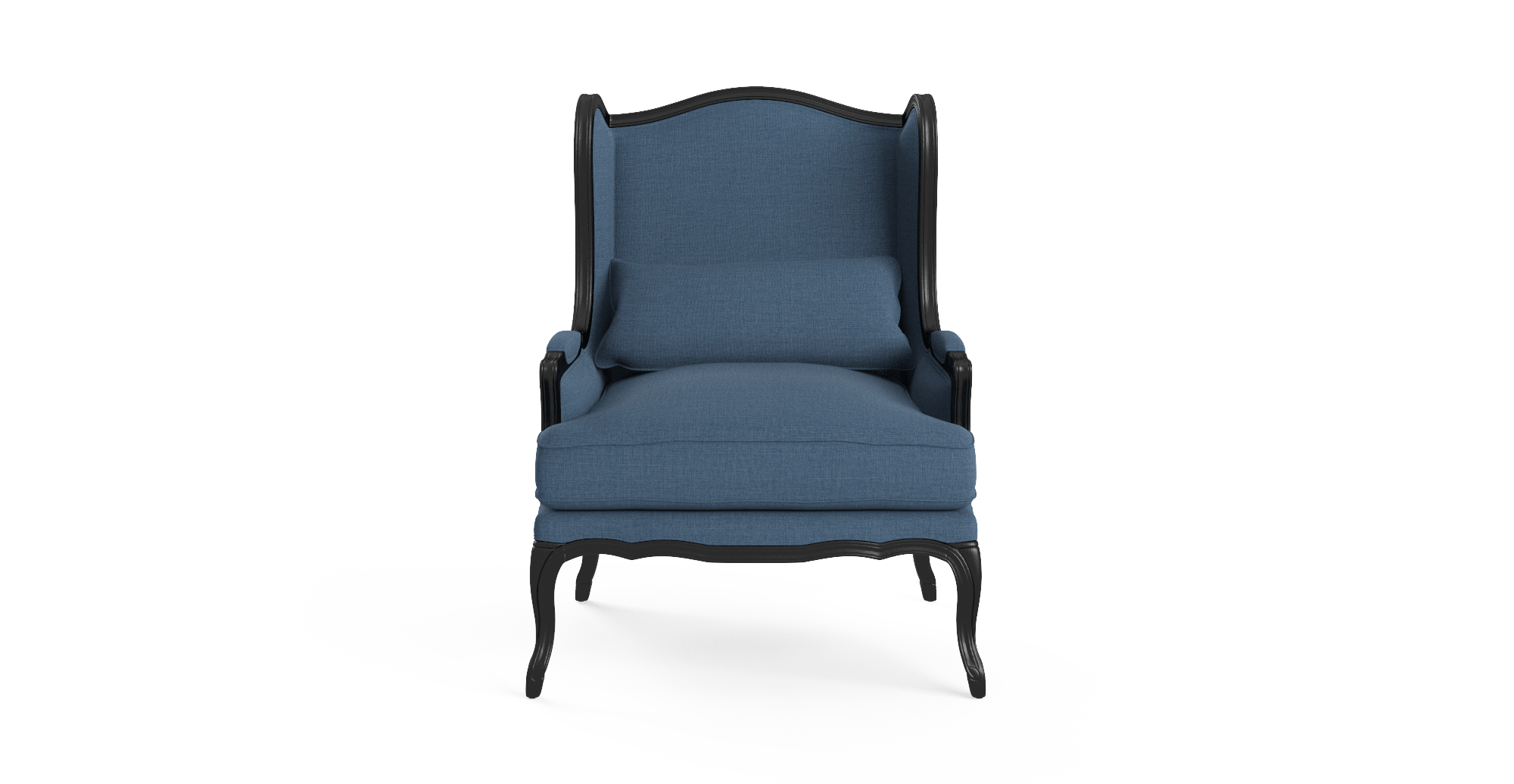 Buy Marion Wingback Armchair line in Australia