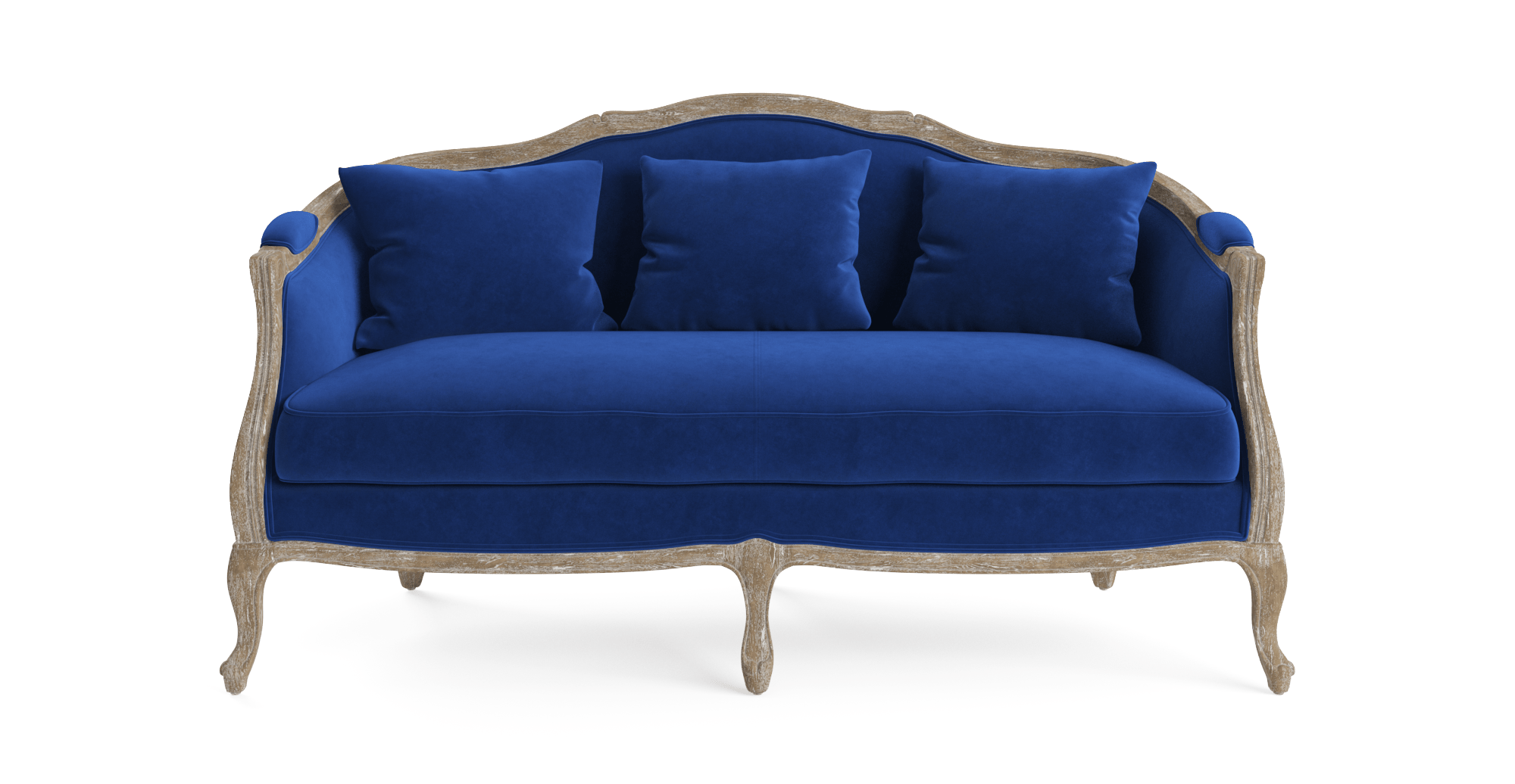 Buy Lucy 3 Seater Sofa line in Australia