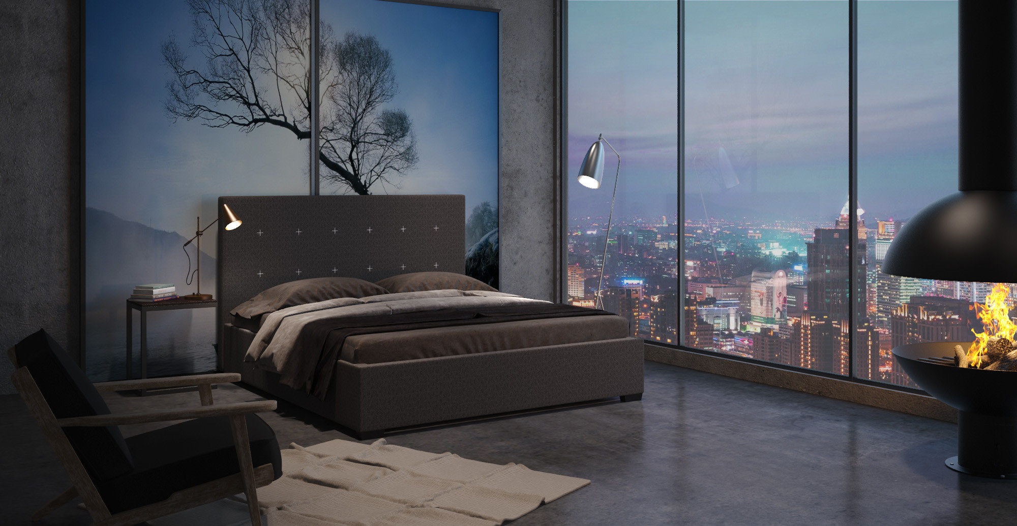 bedhead designs scandinavian