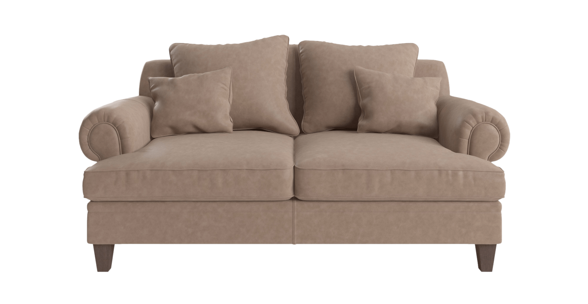 2 Seater Sofas Couches & Lounges Designer Small Sofa Range