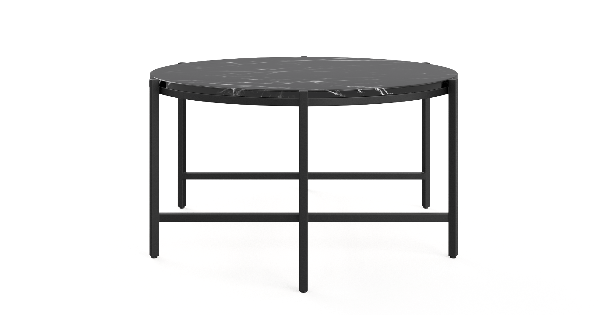 Buy baron round coffee table online in australia brosa baron round coffee table geotapseo Choice Image
