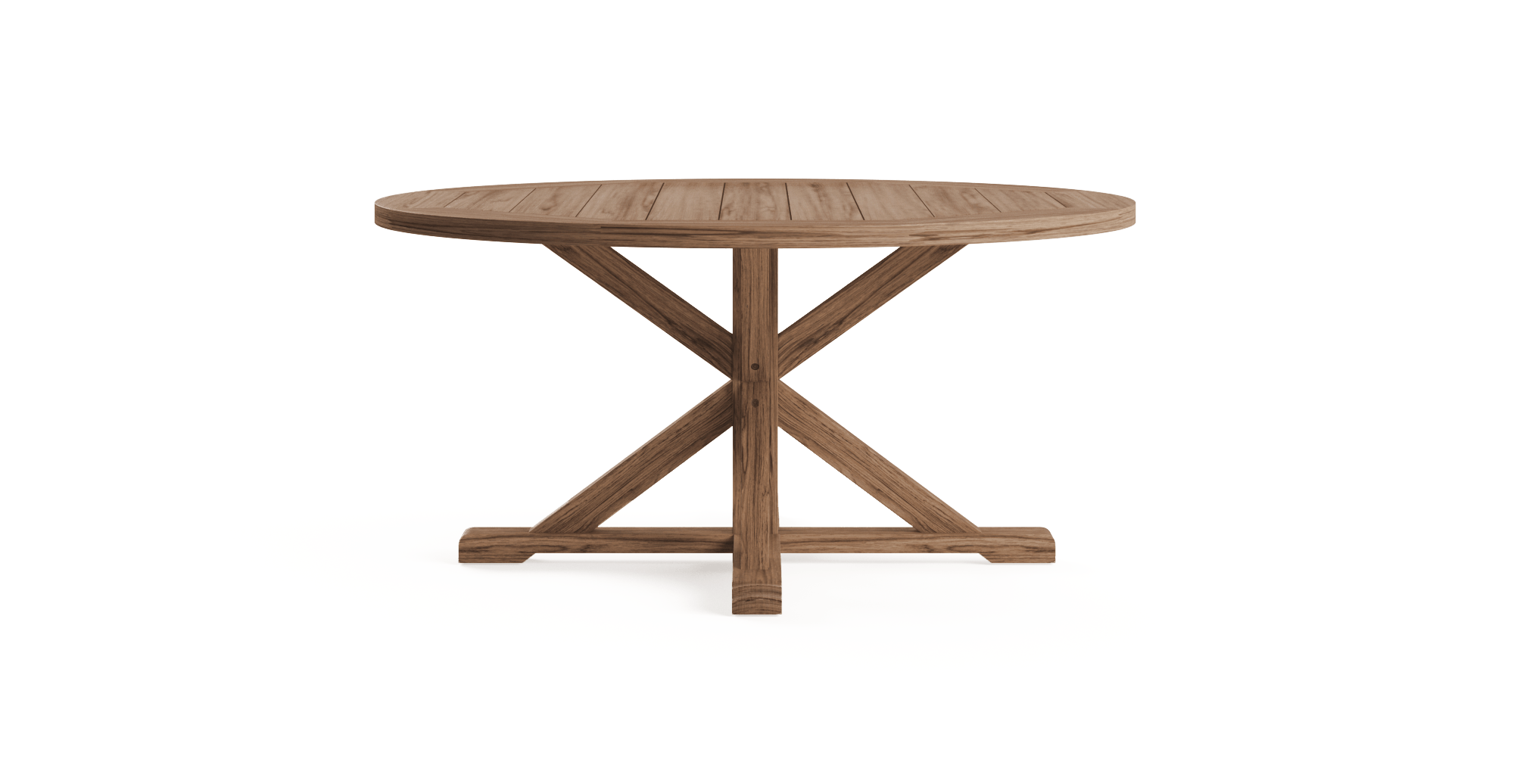 Outdoor round dining table - Outdoor Round Dining Table 9