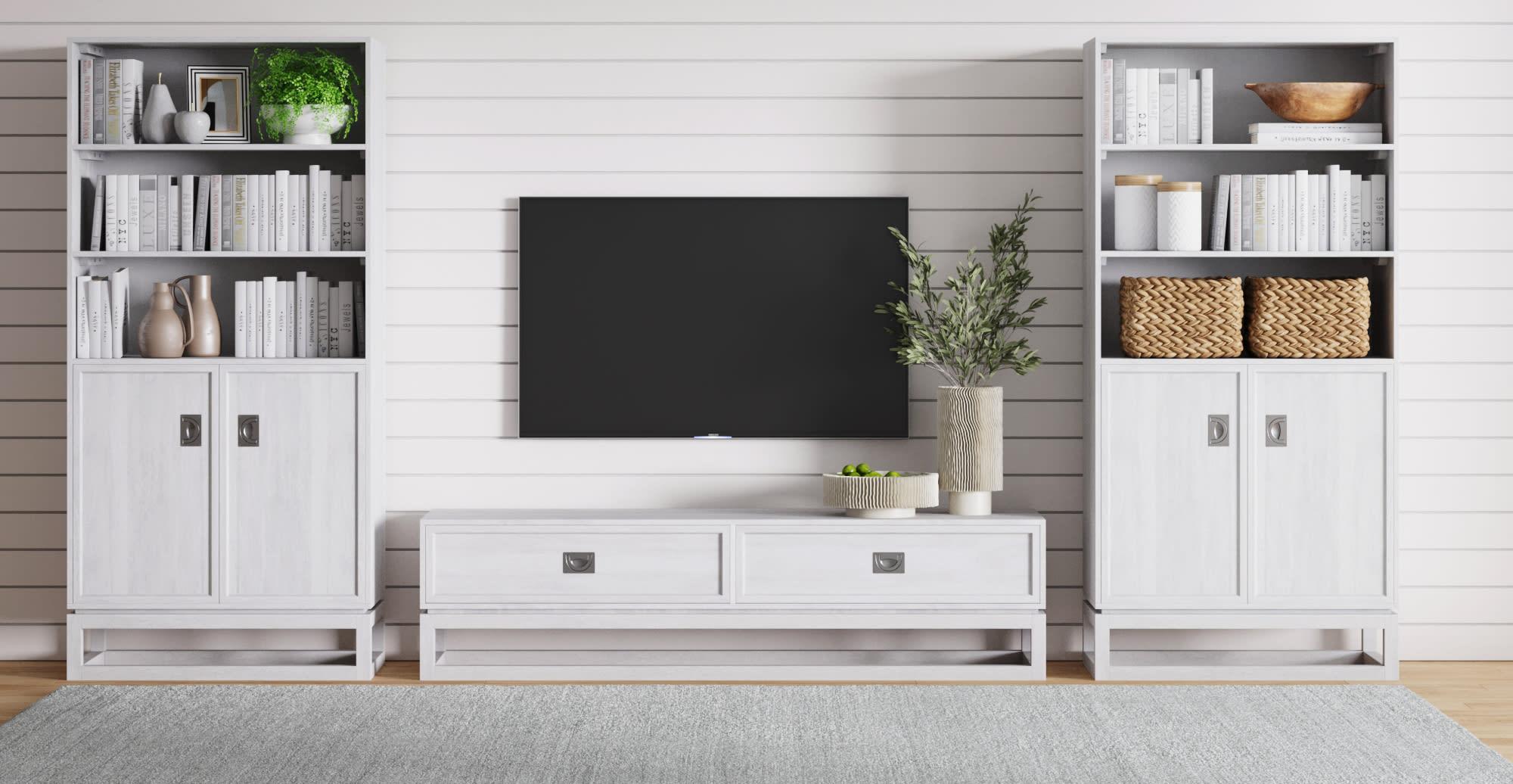 Monterey Hamptons Tv Unit for Brosa TV Unit Size Guide