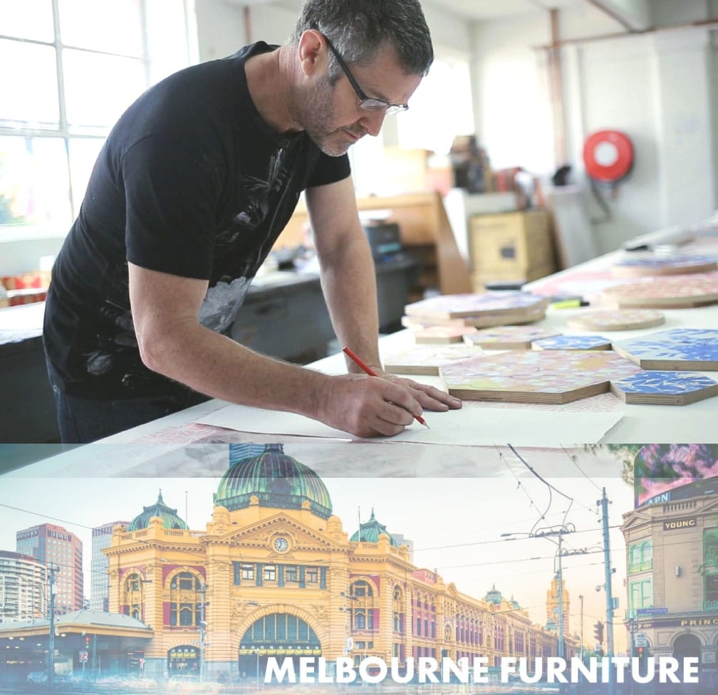Brosa Furniture Studio in Melbourne