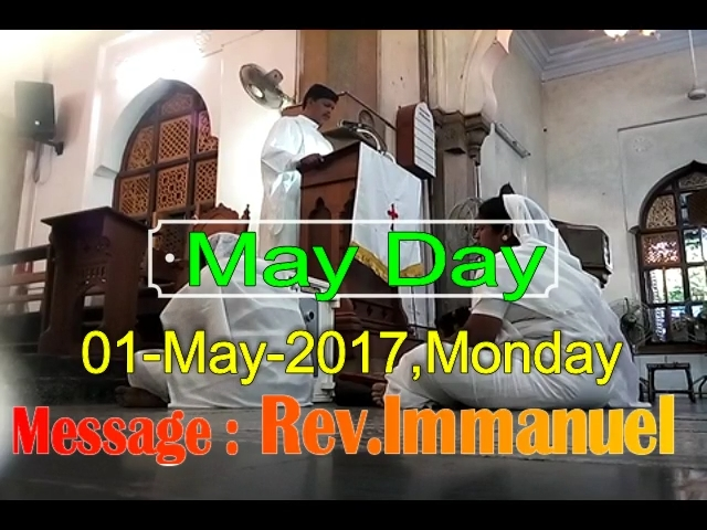 First of The Month Service - 01-May-2017