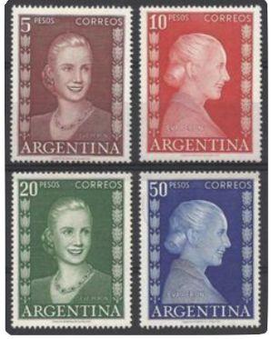 Evita postage
