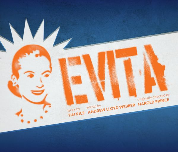 Evita Banner