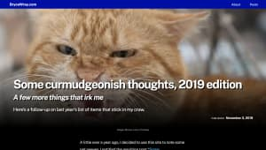 "Screen capture of ""hero image"" from ""Some curmudgeonish thoughts, 2019 edition,"" as it appeared before the site redesign"