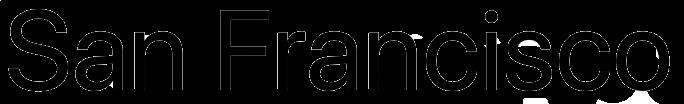 San Francisco typeface