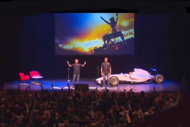 De Formule 1 Show