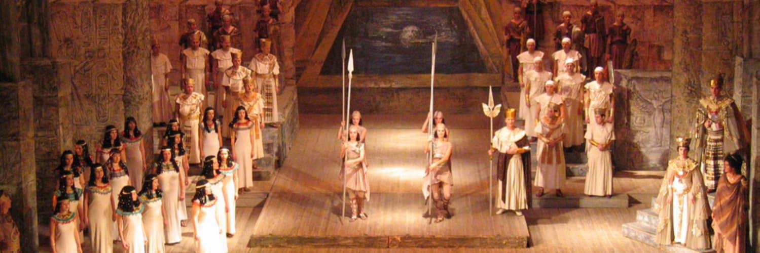 Aida In Concert