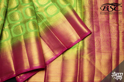 FANCY BALATON SILK SAREE