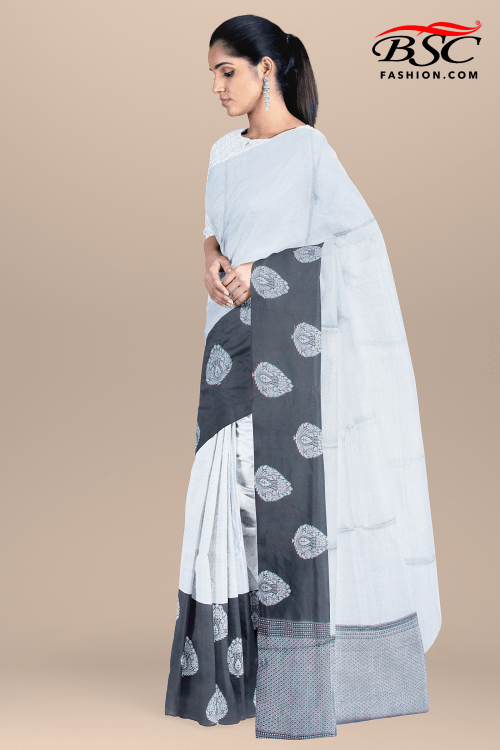 TANCHOI TISSUE SAREE