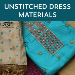 unstitched dress materials